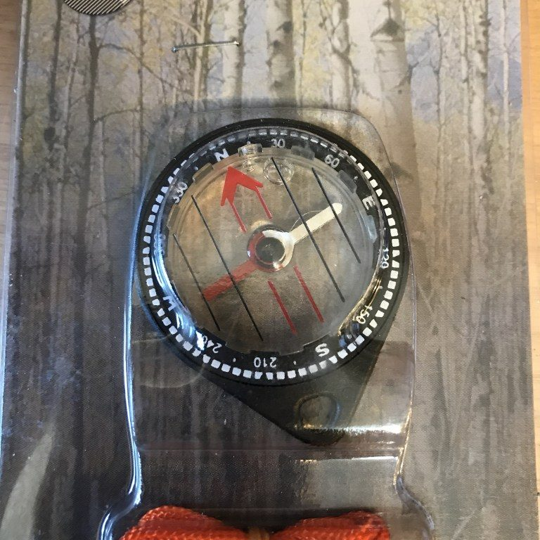 Western Rivers Compass